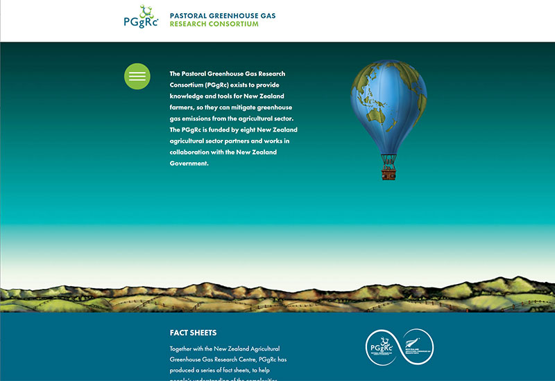 Pastoral Greenhouse Gas Research Consortium