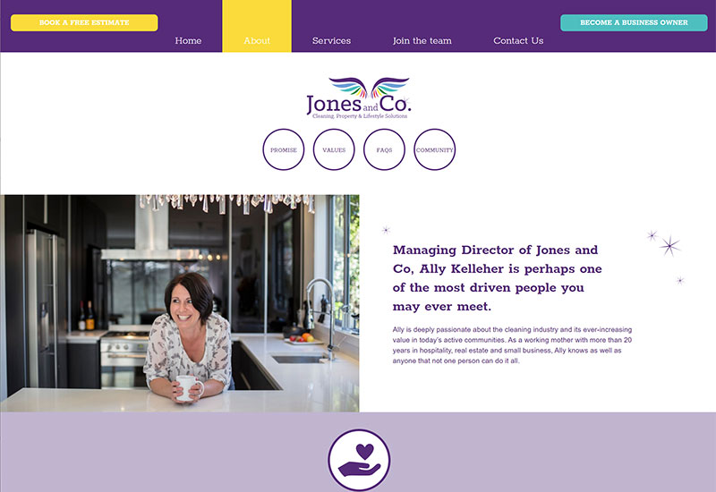Jones and Co Services
